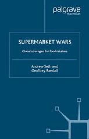Supermarket Wars