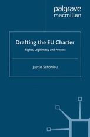 Drafting the EU Charter