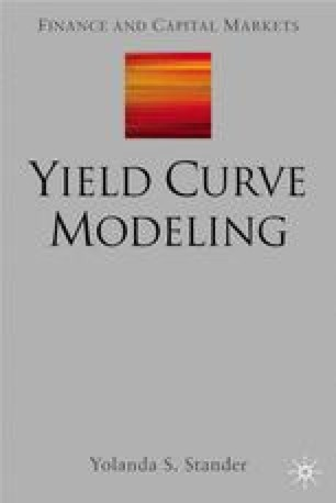 Yield Curve Modeling