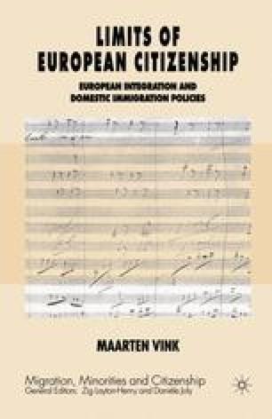 Limits of European Citizenship