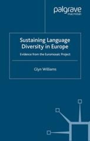 Sustaining Language Diversity in Europe