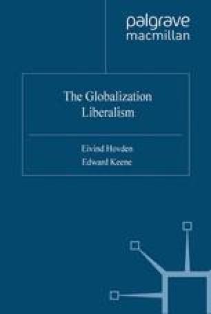 Globalization Market Civilization And Disciplinary Neoliberalism