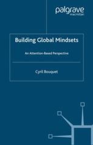 Building Global Mindsets