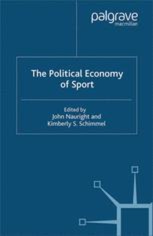 The Political Economy of Sport