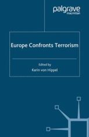 Europe Confronts Terrorism