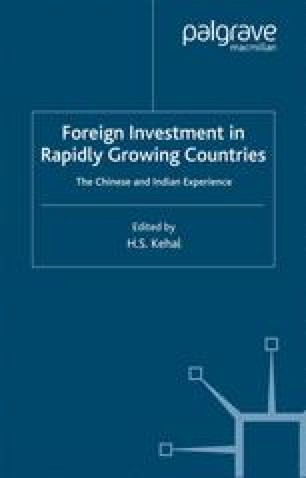 Foreign Investment in Rapidly Growing Countries