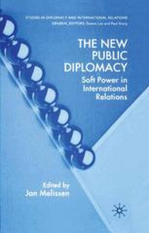 The New Public Diplomacy