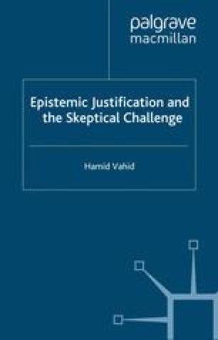 Epistemic Justification and the Skeptical Challenge