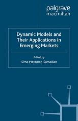 Dynamic Models and Their Applications in Emerging Markets