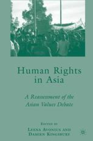 From Marsinah To Munir Grounding Human Rights In Indonesia
