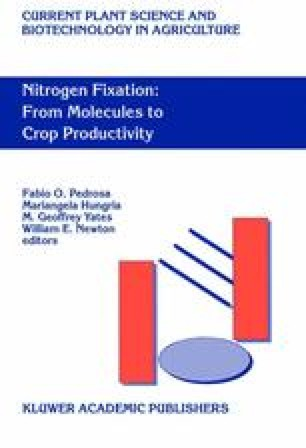 Nitrogen Fixation: From Molecules to Crop Productivity