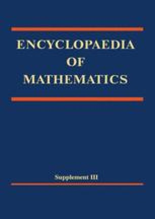 Encyclopaedia of Mathematics, Supplement III
