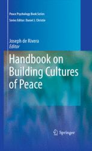 Peace Education: Its Nature, Nurture and the Challenges It