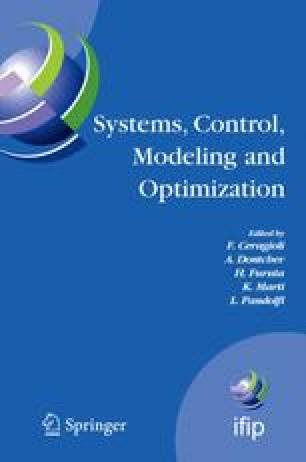 Systems, Control, Modeling and Optimization