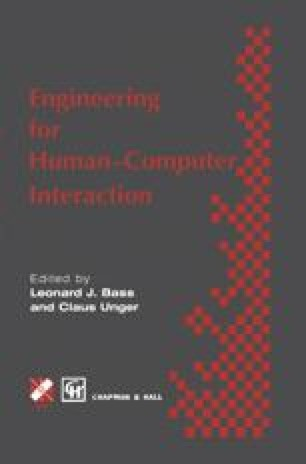 A Software Engineering View Of User Interface Design Springerlink