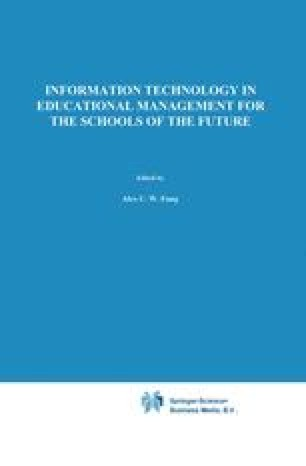 Information Technology in Educational Management for the Schools of the Future