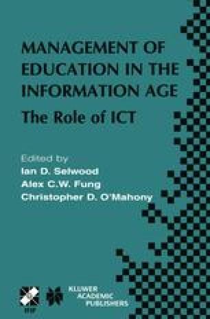 impact of ict in schools