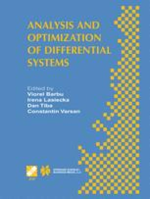 Analysis and Optimization of Differential Systems