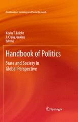 Public opinion public policy and democracy springerlink handbook of politics fandeluxe Gallery