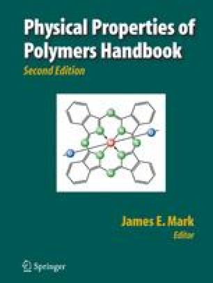 polymers physical properties fava r a