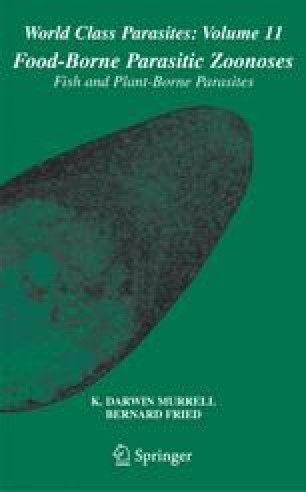diphyllobothriasis zoonosis)