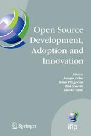 Open Source Development, Adoption and Innovation