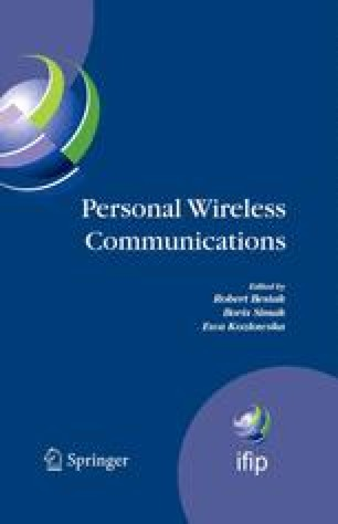 Personal Wireless Communications