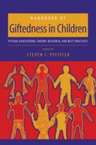 Gifted Identification Beyond the IQ Test: Rating Scales and Other Assessment Procedures