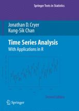 Introduction To Spectral Analysis | SpringerLink