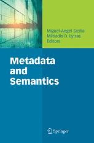 Metadata and Semantics