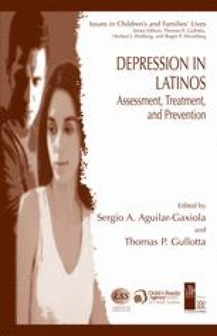 The Context of Depression in Latinos in the United States | SpringerLink