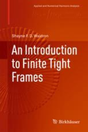 An Introduction to Finite Tight Frames