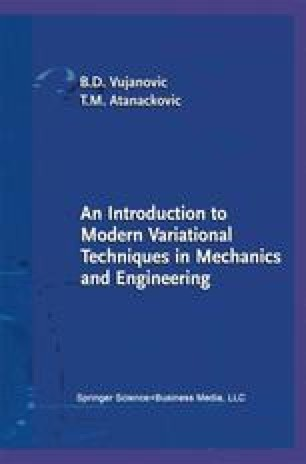 An Introduction to Modern Variational Techniques in Mechanics and Engineering