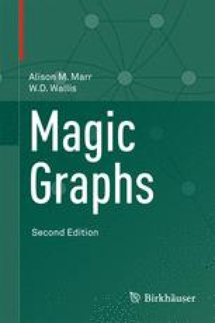 Magic Graphs