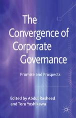 Reflections On The End Of History For Corporate Law Springerlink