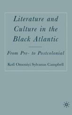 Literature and Culture in the Black Atlantic