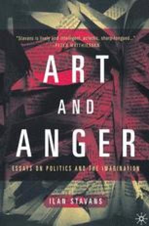 Art and Anger