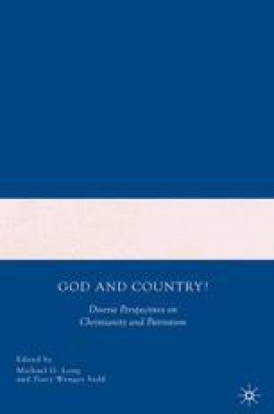 God and Country?
