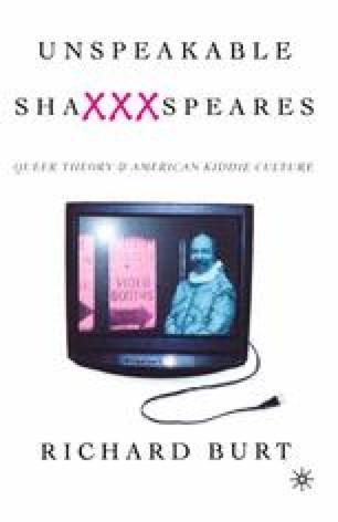 Unspeakable ShaXXXspeares