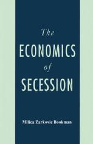 The Economics of Secession