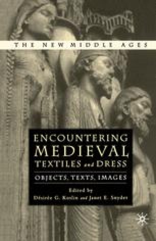 Encountering Medieval Textiles and Dress