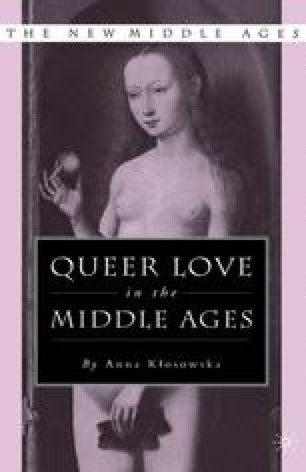 Queer Love in the Middle Ages