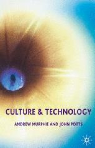 Culture and Technology