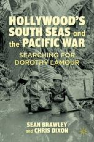 Dorothy Lamour Syndrome South Seas Dreams And South Pacific