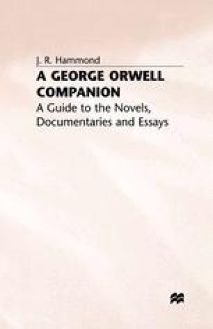A George Orwell Companion