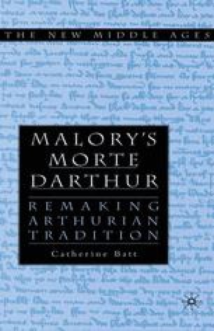 Malory's Morte Darthur
