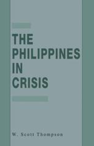 The Philippines in Crisis