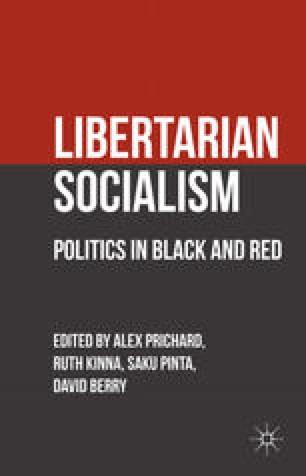 anarchism ideology