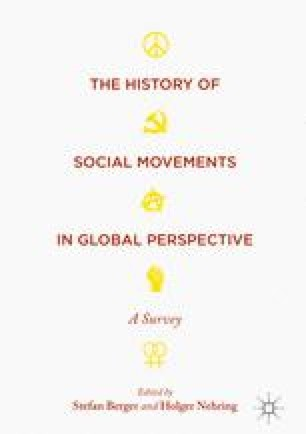Introduction: Towards a Global History of Social Movements