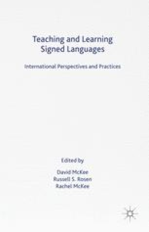 Learner Autonomy In New Zealand Sign Language Interpreting Students